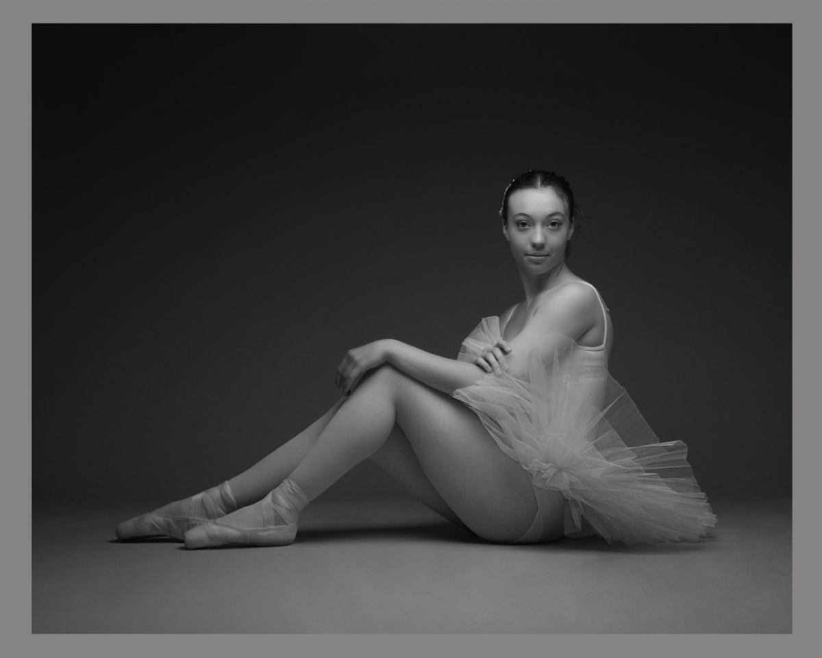 Ballerina Fine Art Photo