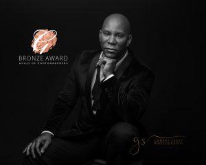 Dave Sings Swing Bronze Award
